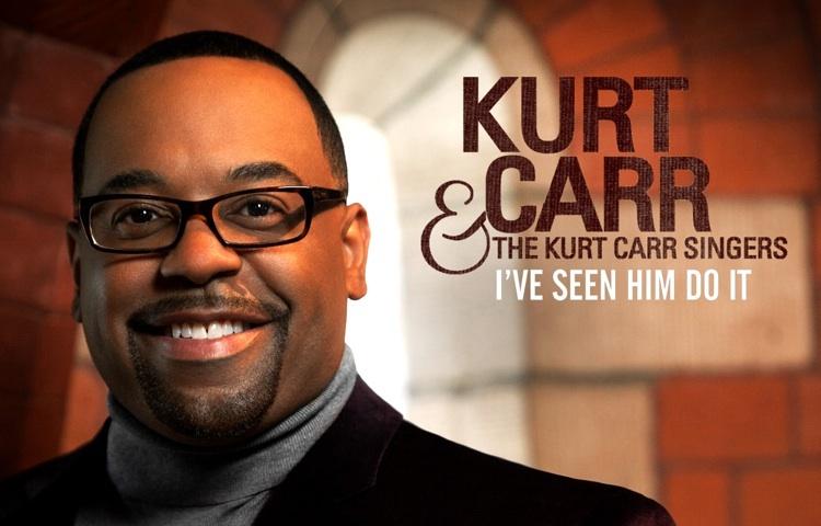New Kurt Carr Single Tops iTunes Christian/Gospel Chart |